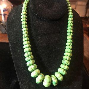 Jewelry - Unique Turquoise Necklace